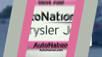 AutoNation TV Spot, 'I Drive Pink: Jeep Cherokee' Song by Andy Grammer - Thumbnail 10