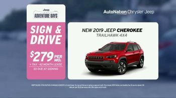 AutoNation TV Spot, 'I Drive Pink: Jeep Cherokee' Song by Andy Grammer - Thumbnail 9