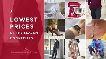 Macy's TV Spot, 'Lowest Prices of the Season: Casual Styles, Mixers and Bedding' - Thumbnail 1