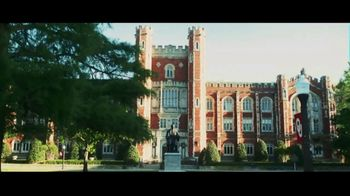 University of Oklahoma TV Spot, 'Find Your Answer: Sarah' - Thumbnail 1