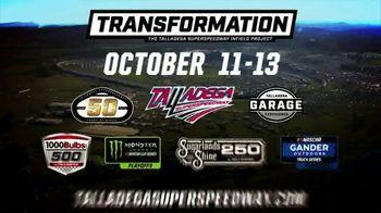 Talladega Superspeedway TV Spot, 'Crank It Up: The New Talladega Garage Experience' - Thumbnail 10