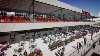 Talladega Superspeedway TV Spot, 'Crank It Up: The New Talladega Garage Experience' - Thumbnail 4