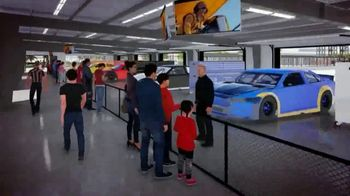 Talladega Superspeedway TV Spot, 'Crank It Up: The New Talladega Garage Experience' - Thumbnail 7
