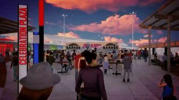 Talladega Superspeedway TV Spot, 'Crank It Up: The New Talladega Garage Experience' - Thumbnail 8