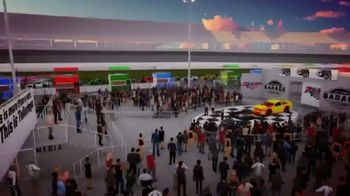 Talladega Superspeedway TV Spot, 'Crank It Up: The New Talladega Garage Experience'