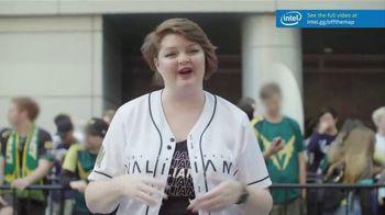 Intel TV Spot, 'Overwatch League: Completely Unique' - Thumbnail 6