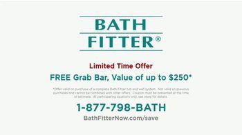 Bath Fitter TV Spot, 'Wow Moment: Grab Bar' - Thumbnail 8