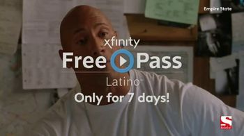 XFINITY FreePass Latino TV Spot, 'The Binge Has Begun'