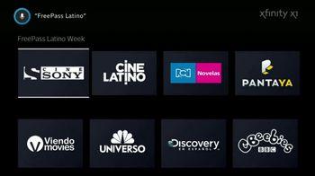 XFINITY FreePass Latino TV Spot, 'The Binge Has Begun' - Thumbnail 6