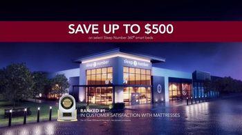 Sleep Number 360 Smart Bed TV Spot, 'Adjust Your Comfort: Save up to $500 Off' Feat. Dak Prescott - Thumbnail 9