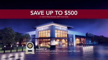 Sleep Number 360 Smart Bed TV Spot, 'Adjust Your Comfort: Save up to $500 Off' Feat. Dak Prescott - Thumbnail 8