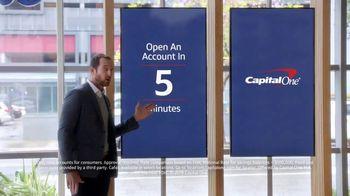Capital One TV Spot, 'Frozen' - Thumbnail 4