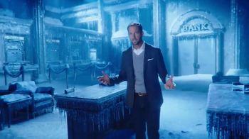 Capital One TV Spot, 'Frozen'