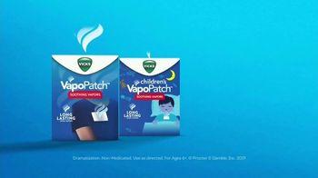 Vicks VapoPatch TV Spot, 'Bedtime' - Thumbnail 9