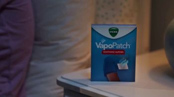 Vicks VapoPatch  TV  Spot, 'Bedtime'