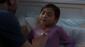 Vicks VapoPatch TV Spot, 'Bedtime' - Thumbnail 5