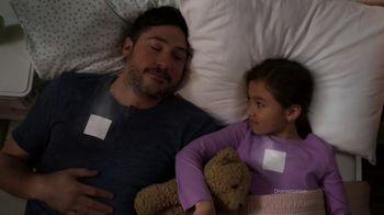 Vicks VapoPatch TV Spot, 'Bedtime' - Thumbnail 8