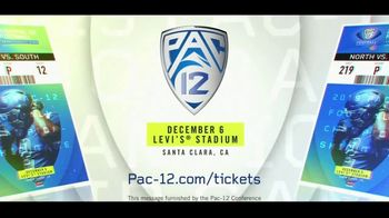 Pac-12 Conference TV Spot, '2019 Football Championship Game: Levi's Stadium' - Thumbnail 9