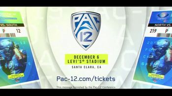 Pac-12 Conference TV Spot, '2019 Football Championship Game: Levi's Stadium' - Thumbnail 8