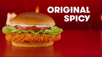 Wendy's Spicy Chicken Nuggets and Sandwich TV Spot, 'The People Have Spoken: Free Sandwich' - Thumbnail 7