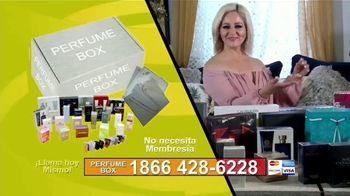 El Club Internacional del Perfume TV Spot, 'Perfume Box' [Spanish]