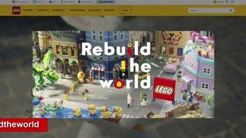 LEGO TV Spot, 'Rebuild the World: Creative Ability' - Thumbnail 10