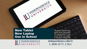 Independence University TV Spot, \'Pop Quiz: Better Way to Earn Your Degree\'