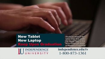 Independence University TV Spot, 'Pop Quiz: Better Way to Earn Your Degree' - Thumbnail 6