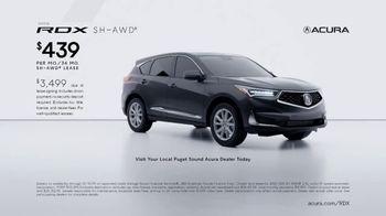 2020 Acura RDX TV Spot, 'By Design: City: Performance' [T2] - Thumbnail 9