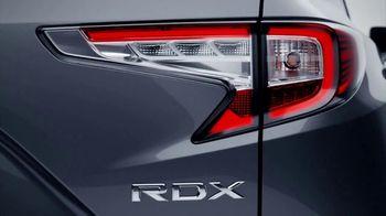 2020 Acura RDX TV Spot, 'By Design: City: Performance' [T2] - Thumbnail 2