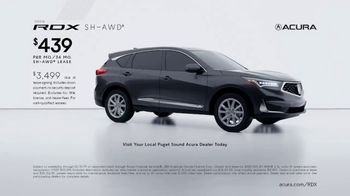 2020 Acura RDX TV Spot, 'By Design: City: Performance' [T2] - Thumbnail 8