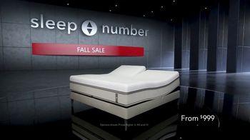 Sleep Number Fall Sale TV Spot, '360 c4 Smart Bed: Stay Asleep' - Thumbnail 2