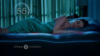 Sleep Number Fall Sale TV Spot, '360 c4 Smart Bed: Stay Asleep'