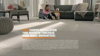 The Home Depot TV Spot, 'Replace Your Carpet: Free Installation' - Thumbnail 9
