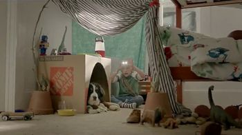 The Home Depot TV Spot, 'Replace Your Carpet: Free Installation'