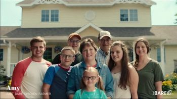 Just BARE Chicken TV Spot, 'Meet Chicken Farmer and Mother Amy'