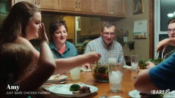 Just BARE Chicken TV Spot, 'Meet Chicken Farmer and Mother Amy' - Thumbnail 5