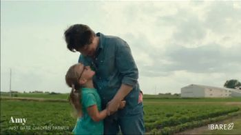 Just BARE Chicken TV Spot, 'Meet Chicken Farmer and Mother Amy' - Thumbnail 8