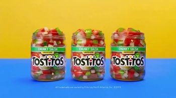 Tostitos Chunky Salsa TV Spot, \'That\'s the Stuff\'