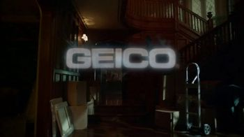GEICO Car Insurance TV Spot, 'Movie Night With Casper the Friendly Ghost' - Thumbnail 8
