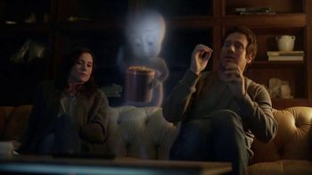 GEICO Car Insurance TV Spot, 'Movie Night With Casper the Friendly Ghost' - Thumbnail 6
