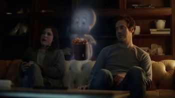 GEICO Car Insurance TV Spot, 'Movie Night With Casper the Friendly Ghost'