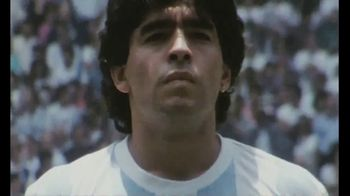 HBO TV Spot, 'Diego Maradona' [Spanish] - 54 commercial airings
