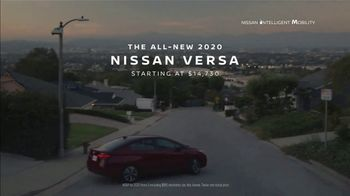 2020 Nissan Versa TV Spot, 'Good Morning, Goodnight' Song by Andreya Triana [T1] - Thumbnail 7