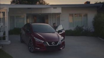 2020 Nissan Versa TV Spot, 'Good Morning, Goodnight' Song by Andreya Triana [T1]