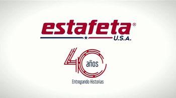 Estafeta TV Spot, 'Entregando historias' [Spanish] - Thumbnail 1