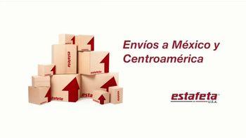 Estafeta TV Spot, 'Entregando historias' [Spanish]