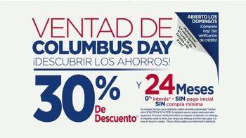Ashley HomeStore Venta de Columbus Day TV Spot, 'La venta al mundo' [Spanish] - Thumbnail 2