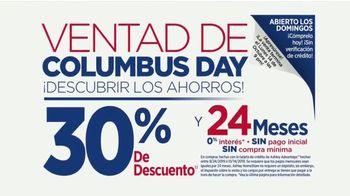 Ashley HomeStore Venta de Columbus Day TV Spot, 'Descuentos a la vista' [Spanish] - Thumbnail 3