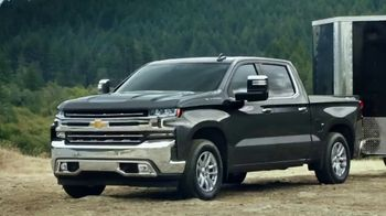 2019 Chevrolet Silverado TV Spot, 'Invisible Trailer' [T2] - Thumbnail 1